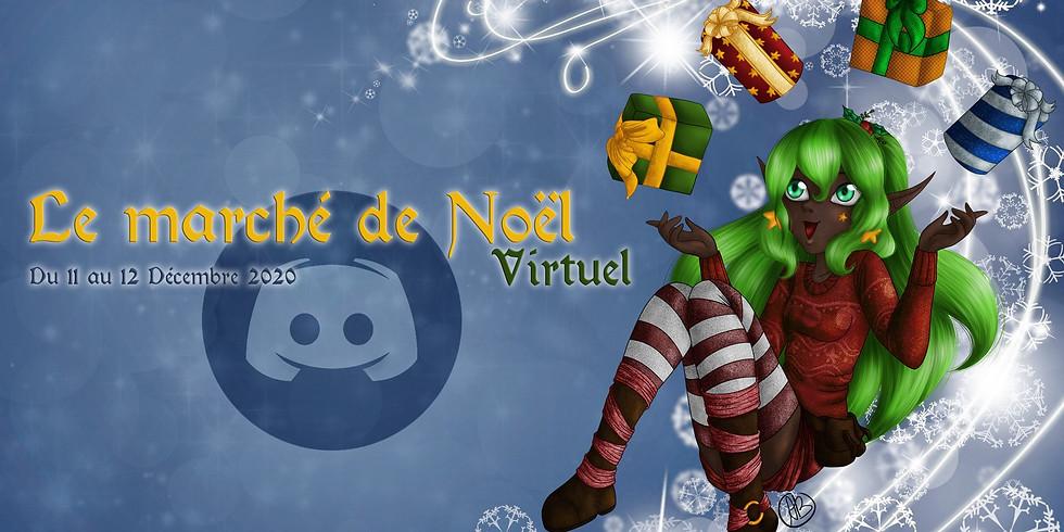 Marché de Noël virtuel