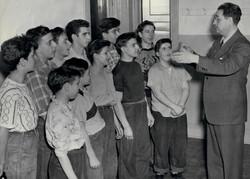 Butler Mitchell Choir