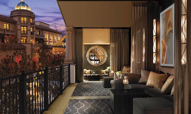 蒙太奇比佛利山庄酒店