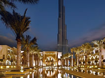 Entrance - Burj Dubai B.JPG