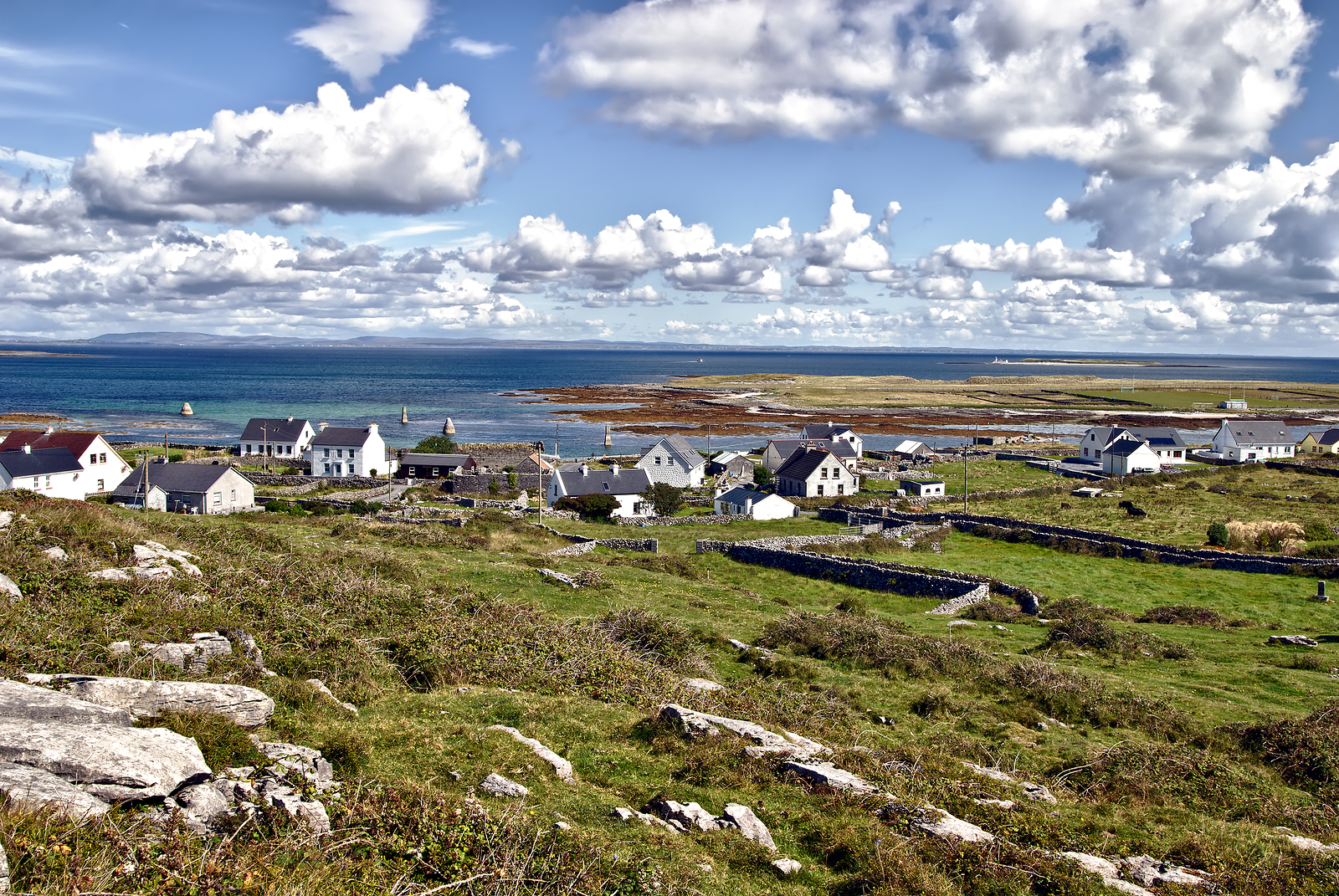 bigstock-Kileany-Inis-M-r-Island-Ire-28443992
