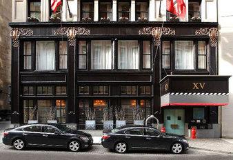 十五号灯塔酒店