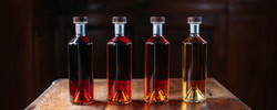 martell cognac flutes
