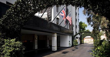 比佛利山庄伦敦西好莱坞酒店