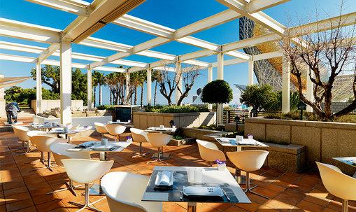 巴塞罗纳艺术酒店