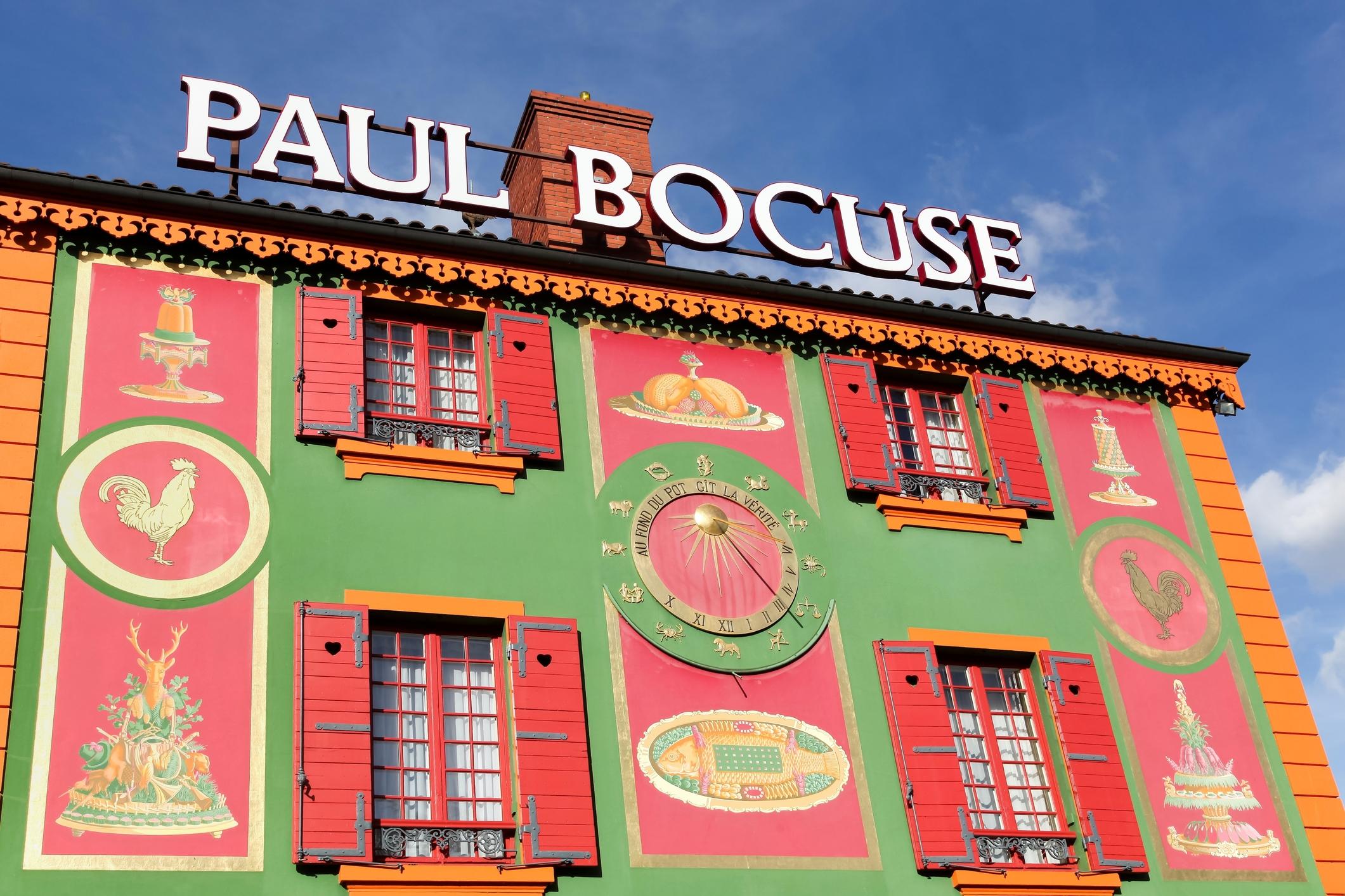 Bocuse facade lyon