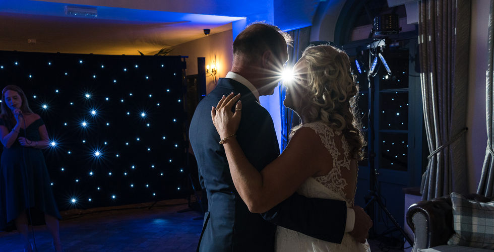 Becky & Dale's wedding at Caistor Hall Norwich