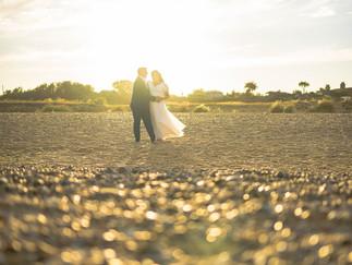 Pakefield beach lowestoft wedding Suffolk - Craig Greenwood Photography