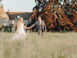 Kelly & James Hockwold Hall Norfolk wedding