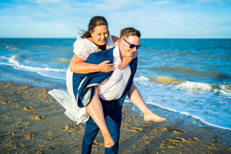 Craig greenwood photography beach wedding
