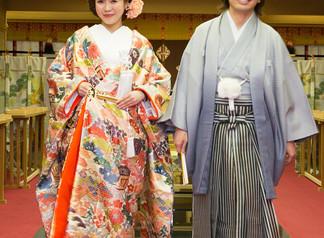 和田俊輔・新良エツ子 結婚のご報告