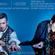「+GOLD FISH」