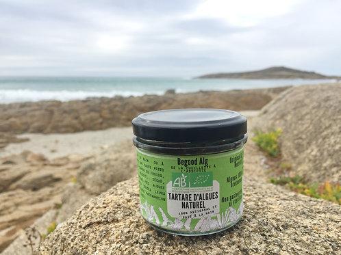 Tartare d'algues naturel