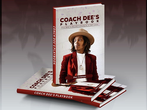 COACH DEE'S PLAYBOOK (SIGNED COPY)