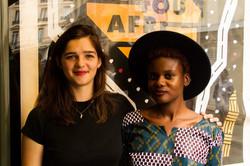 Johanna Makabi, Adele Albrespy