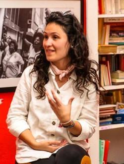 Juanita Eslava