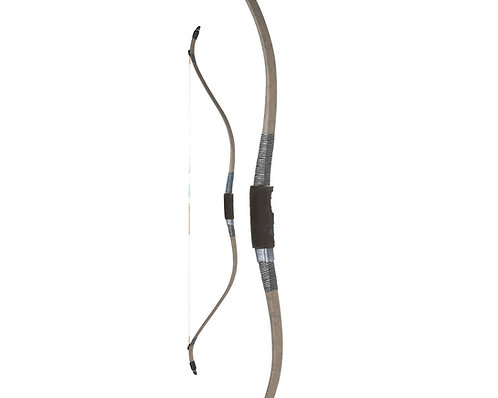 45 Lbs - White Feather Wingz Carbon Traditional Bow