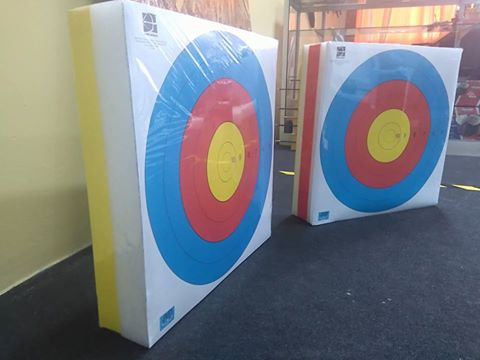 1 Pcs - Official WA Target Face with PE Foam (Thickness 10cm)