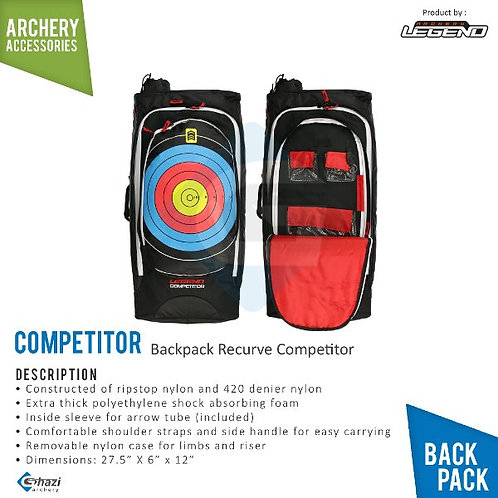 LEGEND ARCHERY RECURVE BACKPACK COMPETITOR