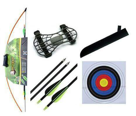 Firehawk Kids Bow Set
