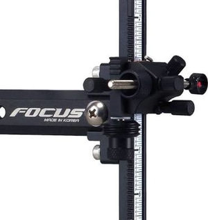 CARTEL FOCUS K SIGHT - BLACK