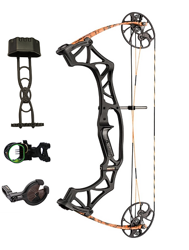 Hoyt Klash Compound Bow Set