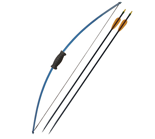 Cartel Kids Bow Fiber With 2 Fibreglass Arrow