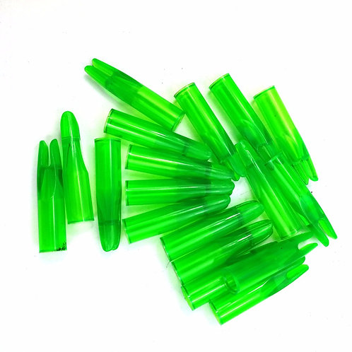 10 Pcs - Archery Arrow Nock ID 6.2mm