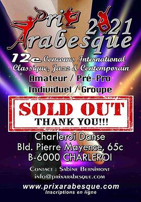 Affiche Arabesque PA2021 - Soldout.JPG
