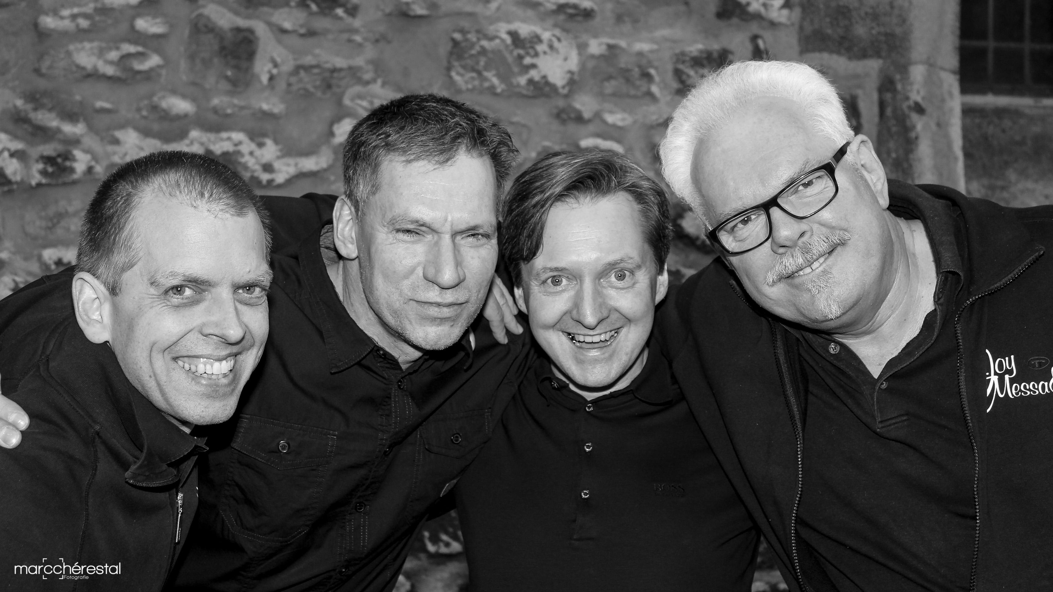Die JM-Band seit 2015