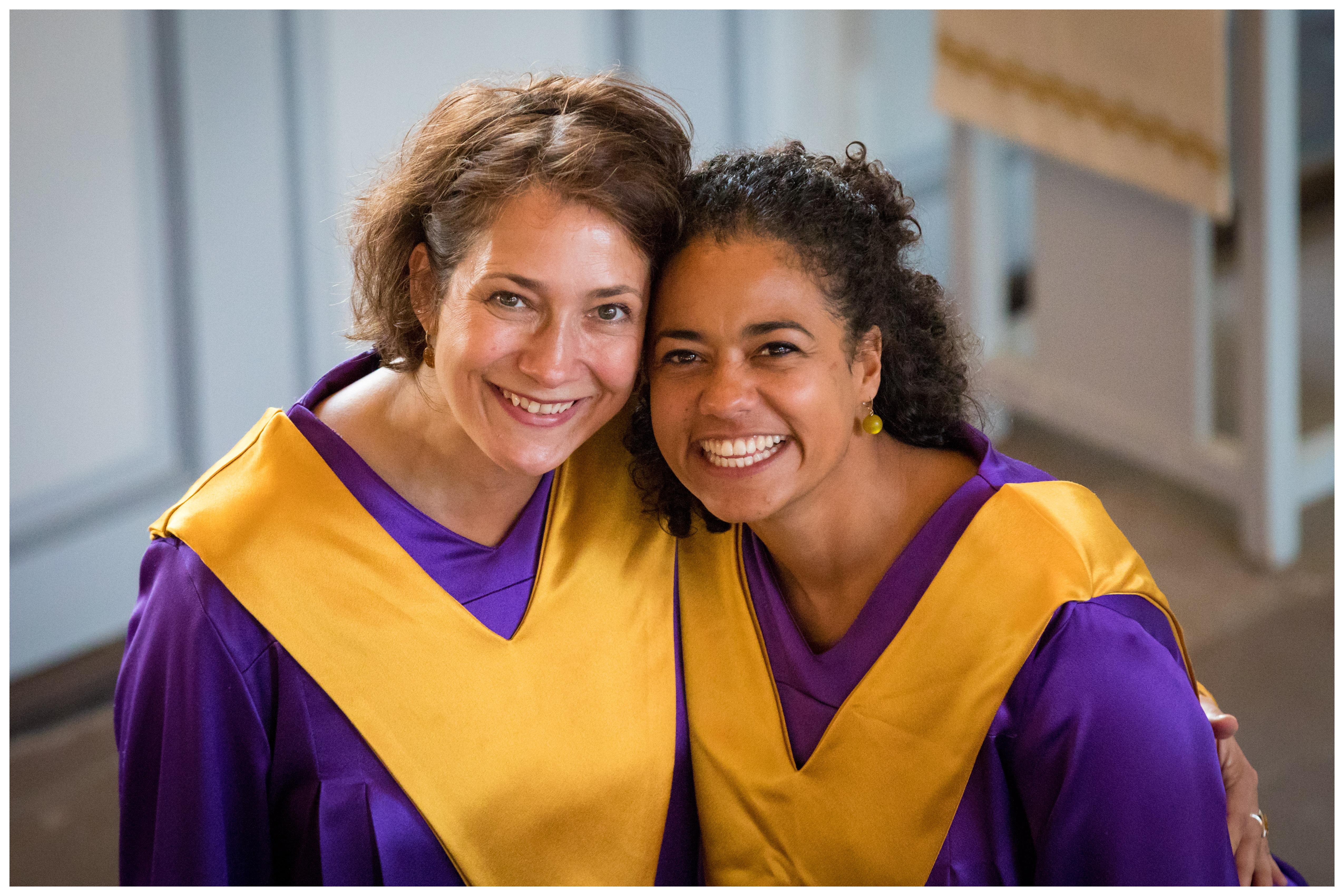 Katharina Seng & Nathalie Chérestal