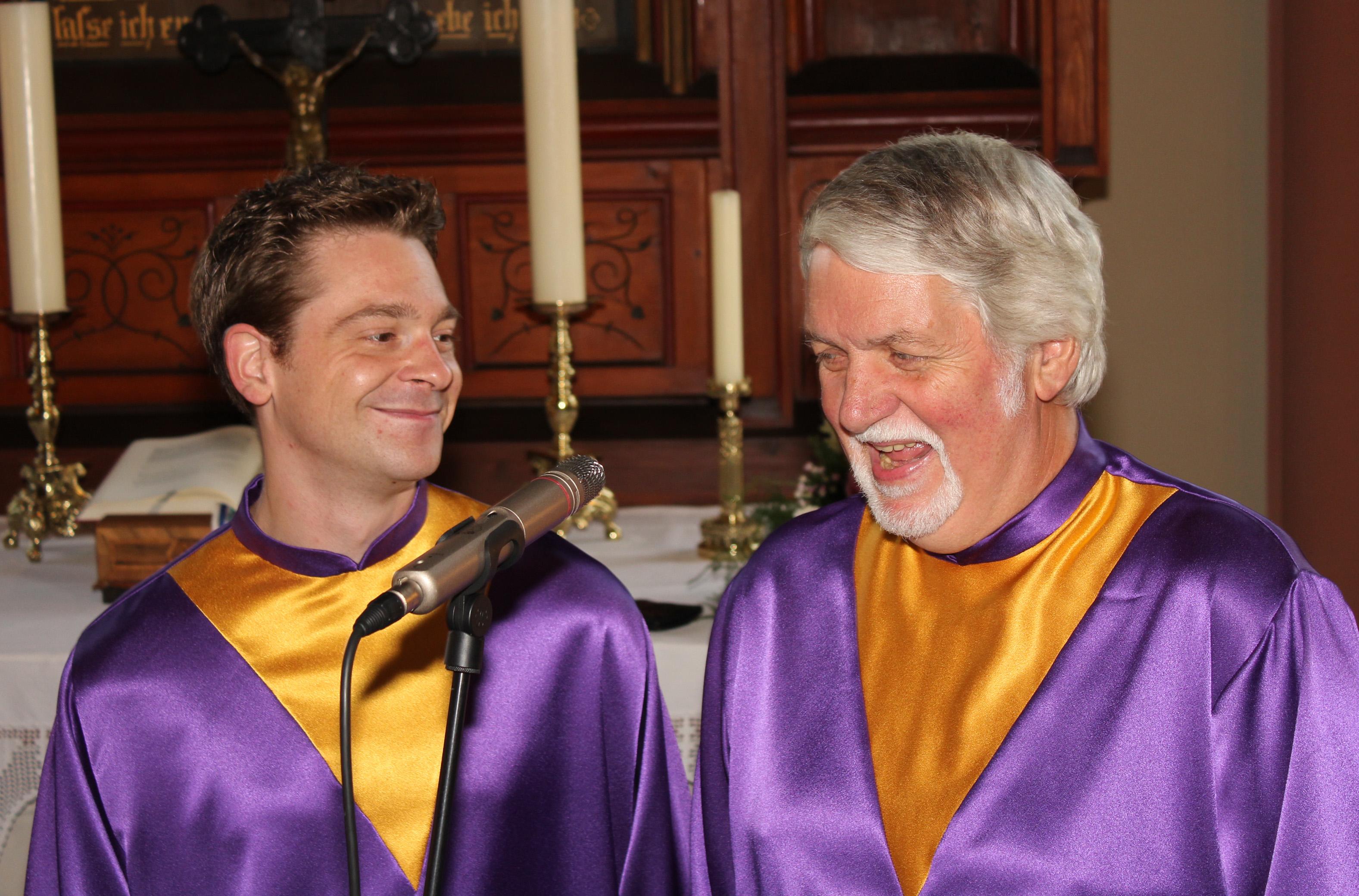 Hendrik Rasche & Kurt Brackhage