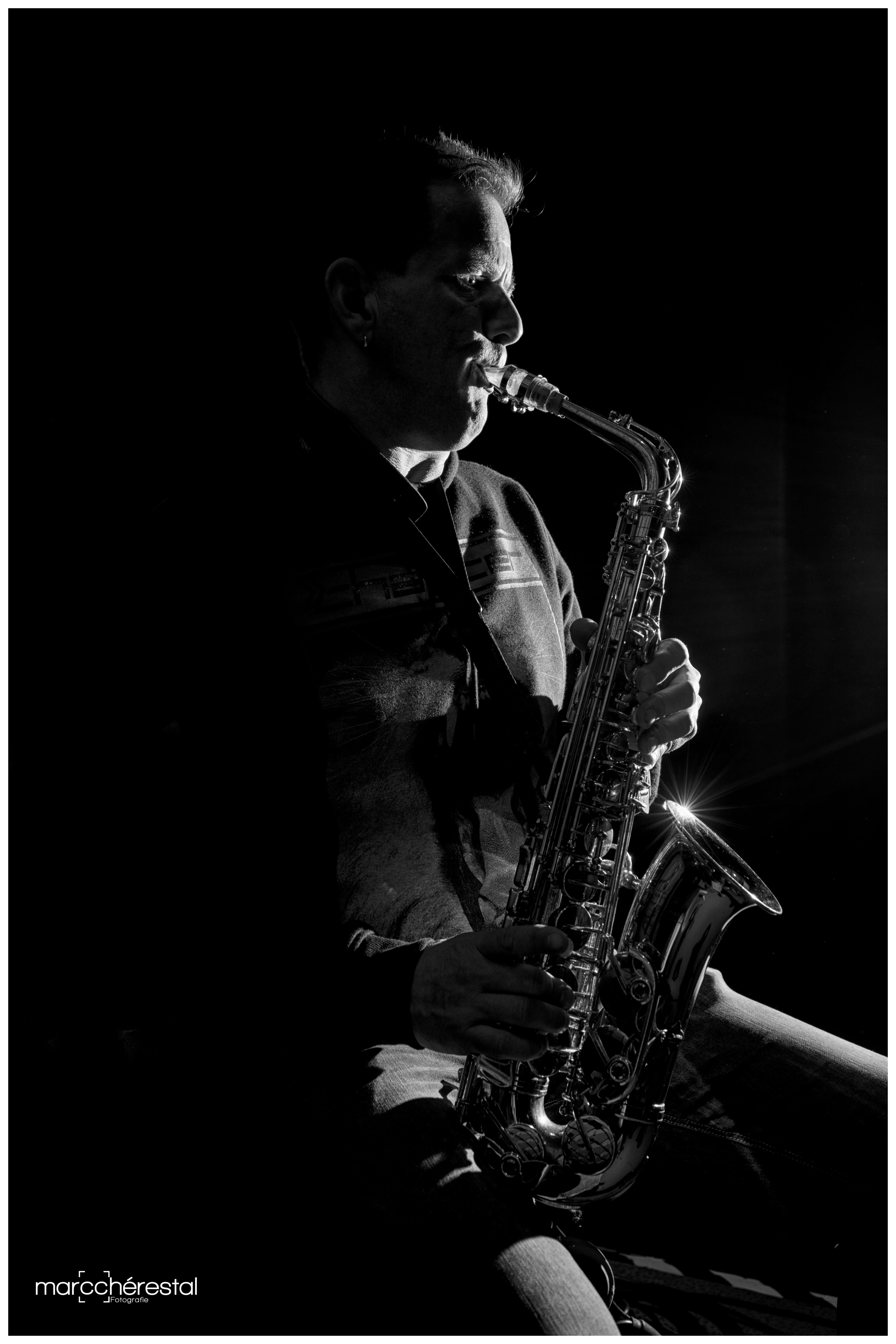 Saxophonie...