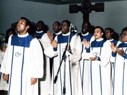 Konzert mit dem Vogelweh Gospelchoir