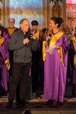 Katharina Seng & Dr. Michael Sasse
