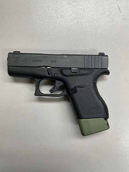Glock G43 (Consignment)