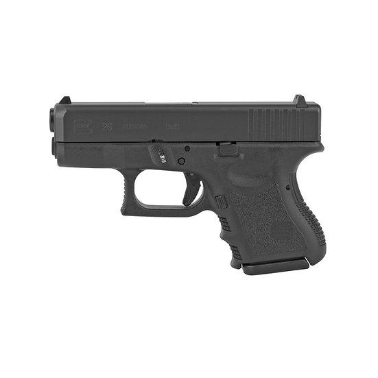 Glock 26 Bundle (CA Compliant)