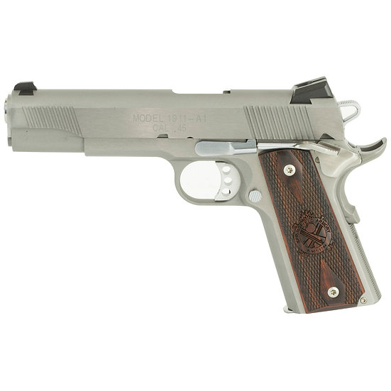 Springfield 1911 Loaded