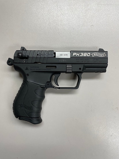 Walther PK380 (Consignment)