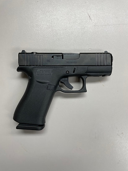 Glock G43X MOS (Consignment)