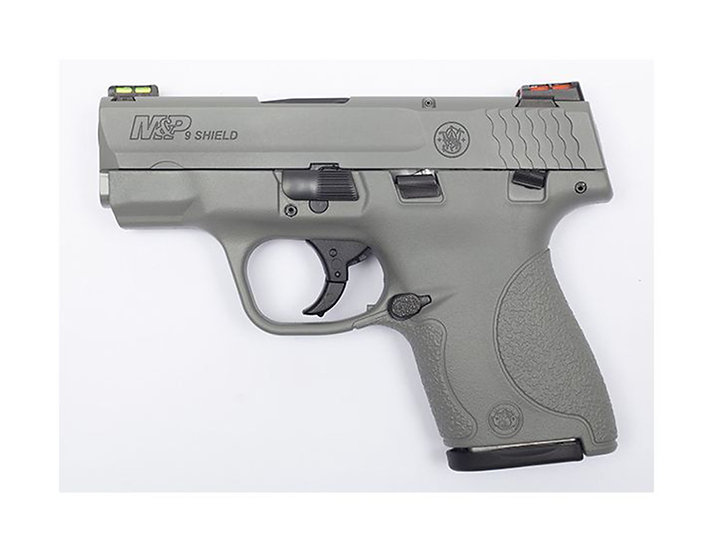 S&W M&P Grey Shield (CA Compliant)