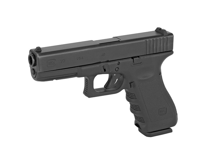 Glock 22 Rebuilt