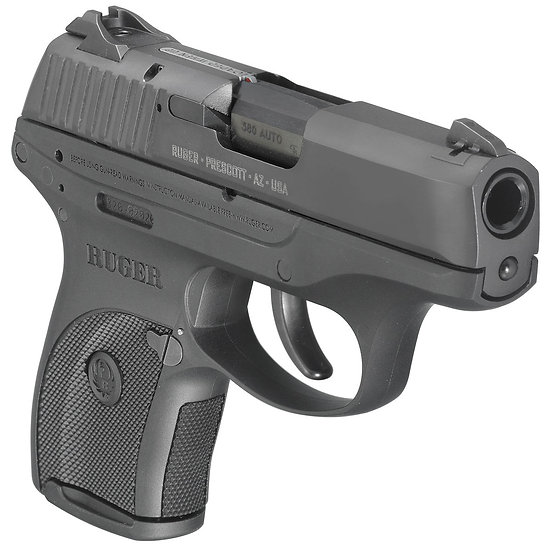Ruger LC380 CA