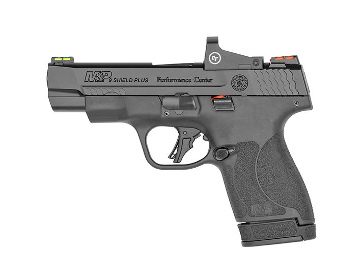 Smith & Wesson Plus PC Shield OR