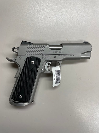 Kimber Carry HD II (Consignment)