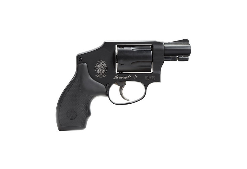 Smith & Wesson Airweight w/Hogue Grip