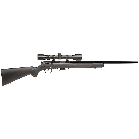 Savage 93R17-F (with Scope)