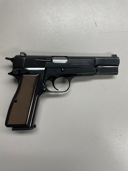 Browning Hi Power (Consignment)