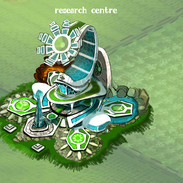 Greenspace research centre