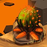 Greenspace decorations - geo cacti